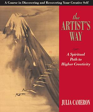 Cover boek Artist's Way