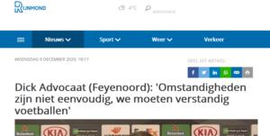 Dick Advocaat (Feyenoord):